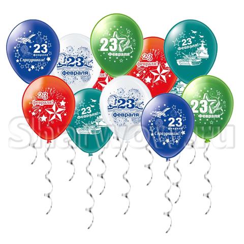 Букет из Воздушных шаров для Мужчин! 23 Февраля!  День Защитника Отечества!
