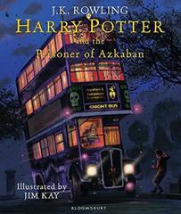 Harry Potter & the Prisoner of Azkaban - illustrated ed. (HB)