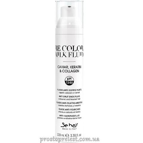 Be Color Milk Fluid Anti Split Ends Fluid - Флюїд для кінчиків волосся з кератином і колагеном