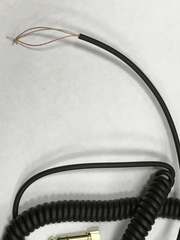 Провод для наушников 3.5мм + 6.3мм
