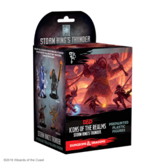 D&D Icons of the Realms - Storm King's Thunder Booster