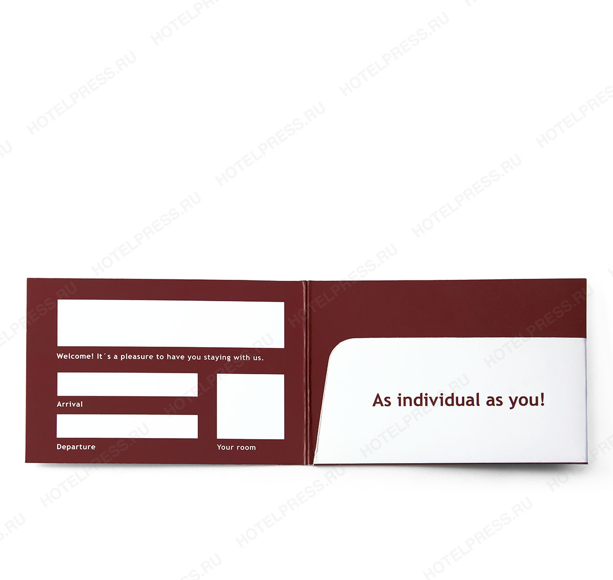 Картхолдер 93х63 мм под пластиковую карту или ключ карту