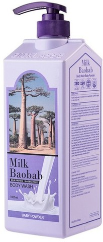 MILK BAOBAB OBP Гель для душа MilkBaobab Original Body Wash