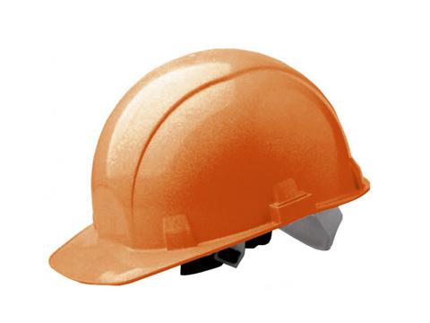 Каска защитная РемоКолор оранжевая