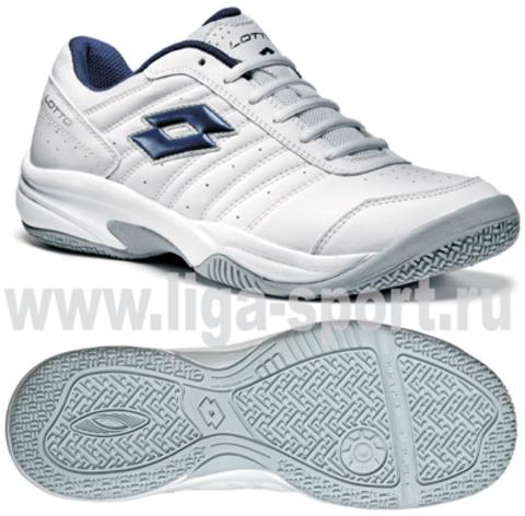 Теннисные кроссовки Lotto COURT LOGO V N8216