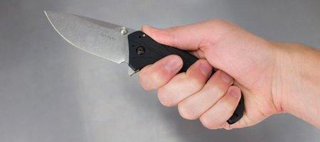 Нож KERSHAW Knockout модель 1870