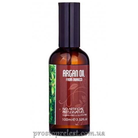 Bingo Hair Cosmetic GoCare Morocco Argan Oil - Арганова олія для волосся