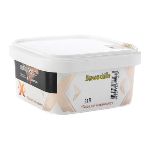Табак X Икс Лимонchillo 200 гр