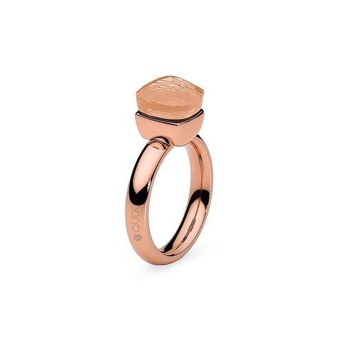 Кольцо Firenze light peach 17.8 мм 610496/17.8 BR/RG