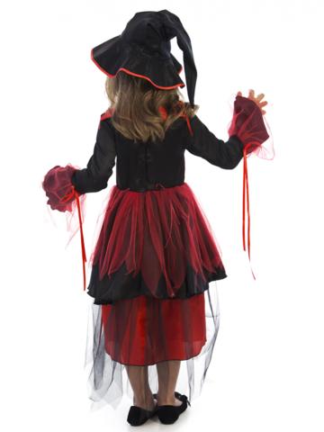 Костюм Ведьма на Хэллоуин 2