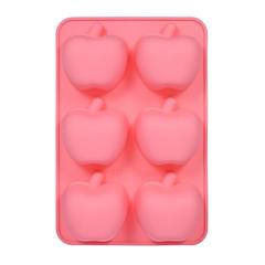 Форма из силикона «Яблоки» 26х17,5х4 см, 6 ячеек Marmiton