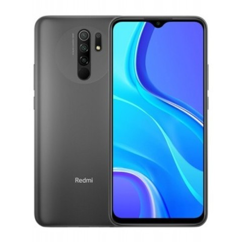 Смартфон Xiaomi Redmi 9 4/64GB NFC Серый (Grey) Global Version