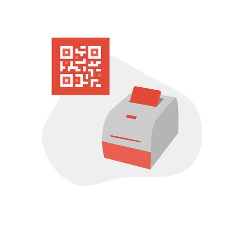 Печать кодов маркировки (до 500 шт.)