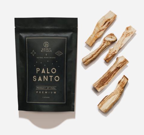 Набор 5 шт. Палочки Пало Санто Премиум / Palo Santo (Перу)