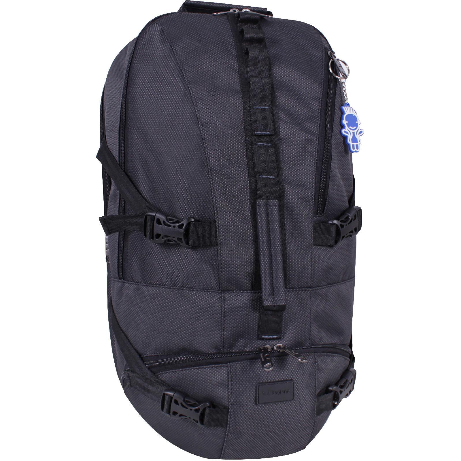 Мужские рюкзаки Рюкзак Bagland Пылесос 31 л. Чёрный (00114169) IMG_0216.jpg