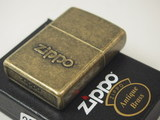 ZIPPO Classic Antique Brass 28994