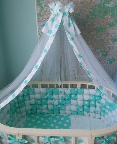 Комплект в кроватку для новорожденного (ОК)