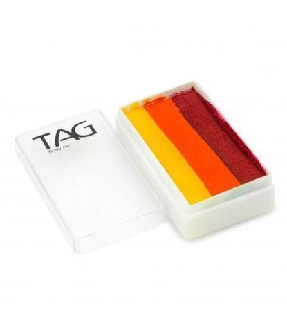 Аквагрим TAG 30 гр Сплит-кейк Огонь