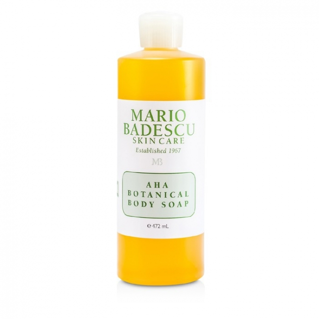 Мыло Mario Badescu AHA Botanical Body Soap 472 ml