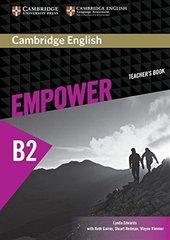 Cambridge English Empower Upper-Intermediate Teacher's Book