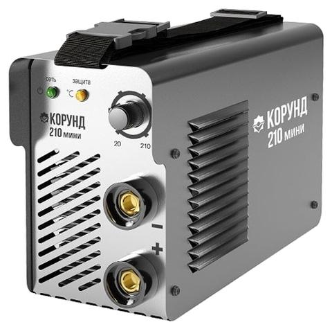 Сварочный инвертор FoxWeld Korund 210 mini