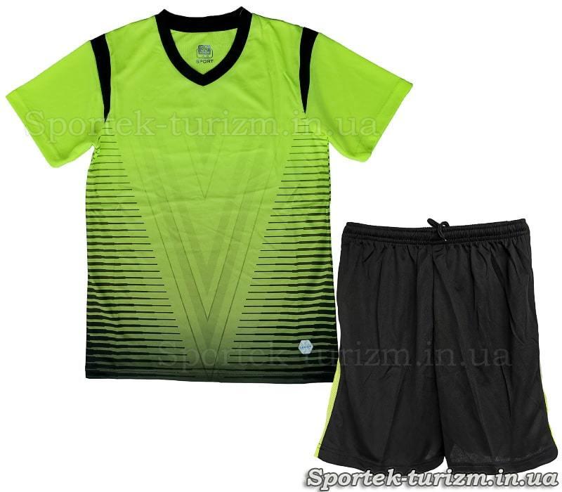 Вид спереди на футбольную форму SP-Sport Brill 04-F