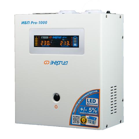 ИБП Энергия Pro-1000 ВА 12В