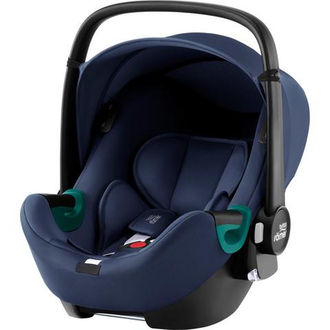 Автокресло Britax Roemer Baby-Safe iSense Indigo Blue