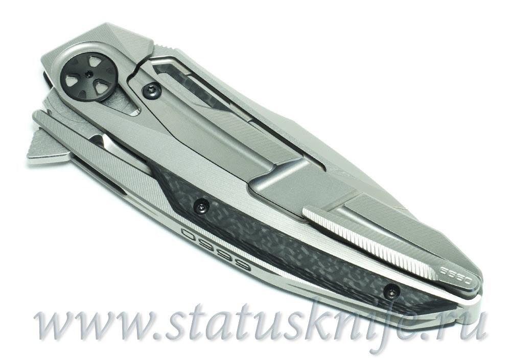 Нож Zero Tolerance 0999 Limited Edition № 124 - фотография