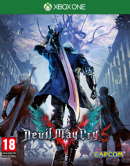 Devil May Cry 5 (Xbox One/Series X, русские субтитры)