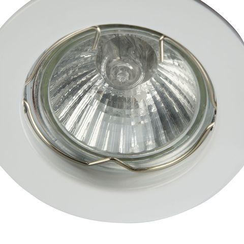 Встраиваемый светильник Maytoni Metal Modern DL009-2-01-W