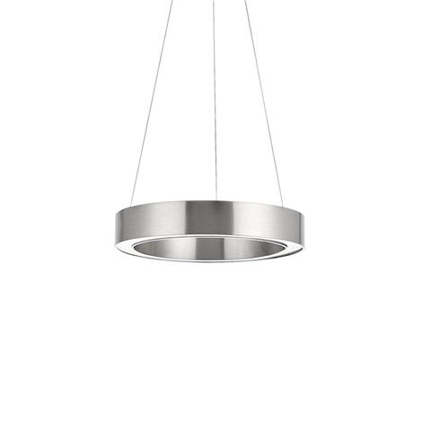 Подвесной светильник копия Light Ring by HENGE D40 (никель)