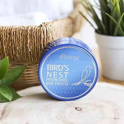 Гидрогелевые патчи для глаз с ласточкиным гнездом Esthetic House Birds Nest Hydrogel Eyepatch