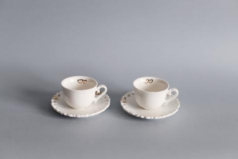 Кофейная пара из коллекции