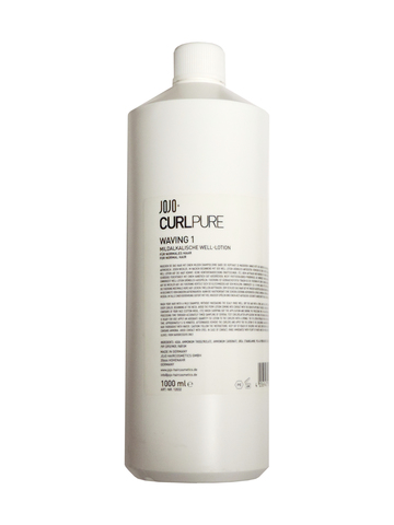 Средство для химической завивки с мягким эффектом для нормальных волос, Waving 1, 1000 мл