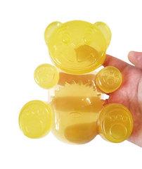Комплект больших прозрачных медведей Fun Bear 15 см
