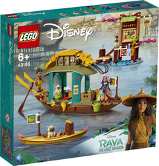 Lego Disney  Boun's Boat