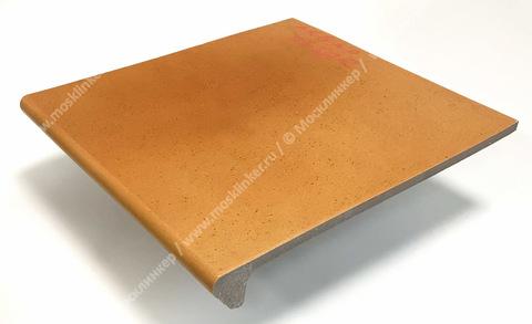 Ceramika Paradyz - Aquarius Beige, 300x330x11, артикул 5237 - Ступень простая с капиносом