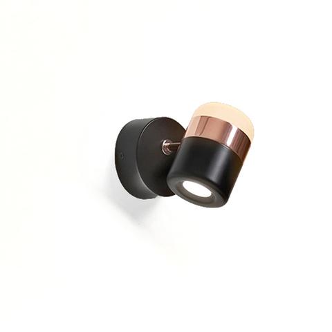 Настенный светильник Ling P1 by Seed Design (черный)