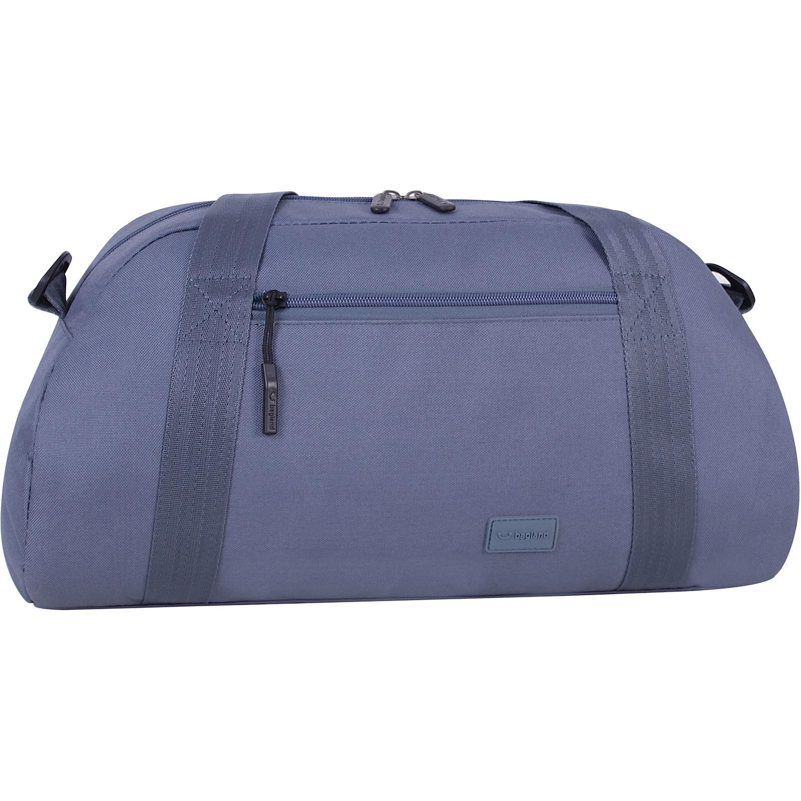 Спортивные сумки Сумка Bagland Oblivion 27 л. Серый (0037366) IMG_6301.JPG