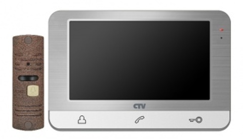 Комплект видеодомофона CTV-DP1703