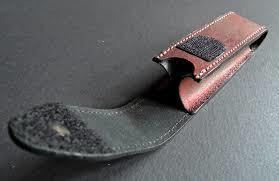 Чехол Victorinox для ножей 111 мм. (4.0547) натуральная коричневая кожа   Wenger-Victorinox.Ru