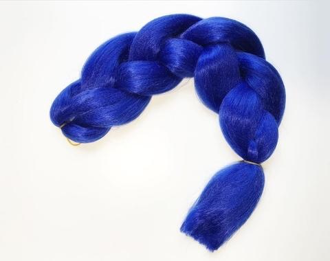 Канекалон A31 (синий)