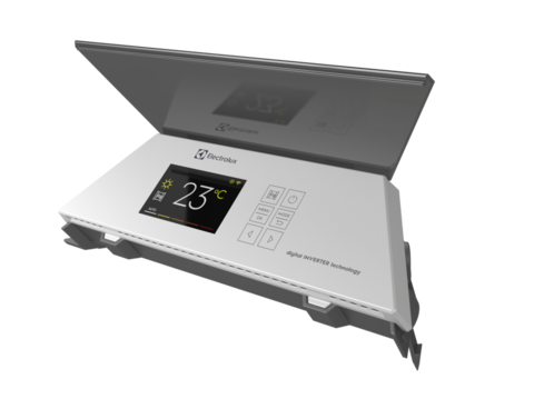 Блок управления конвектора Electrolux Transformer Digital Inverter 3.0 ECH/TUI3