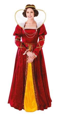 Костюм Королевы Елизаветы