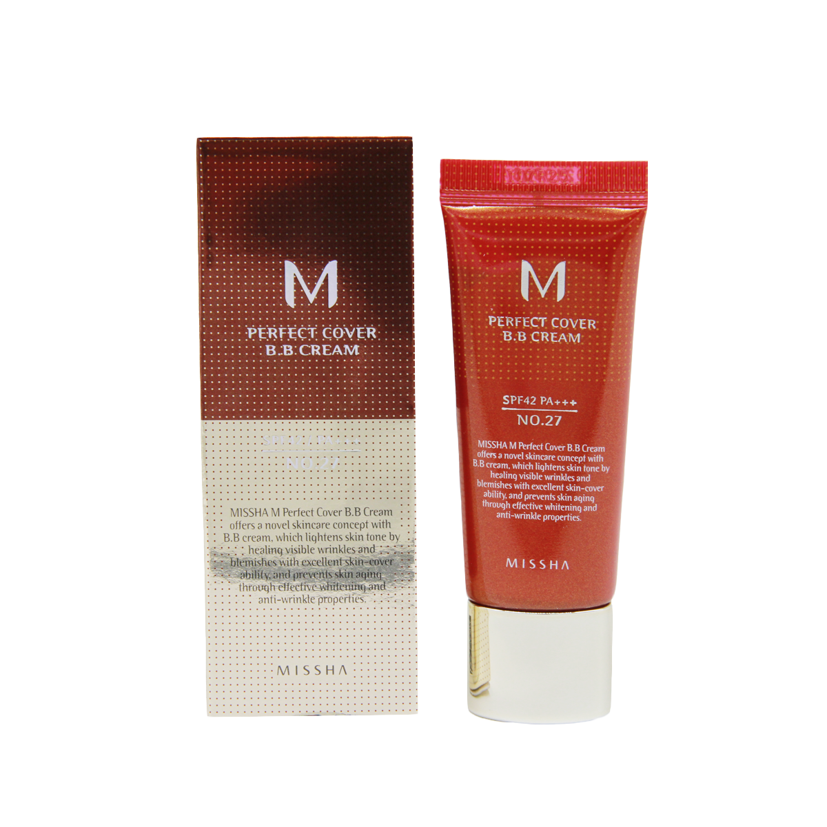 Декоративная косметика Тональный крем для лица M Perfect Cover BB Cream (No.21), 20 мл import_files_57_5780316461eb11e980fc3408042974b1_95fd1fa061ff11e980fc3408042974b1.png