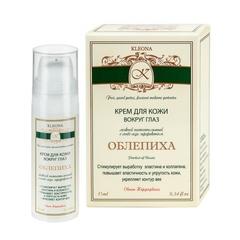 Биоактивный крем для кожи вокруг глаз («Облепиха»), 15 мл  (Kleona)