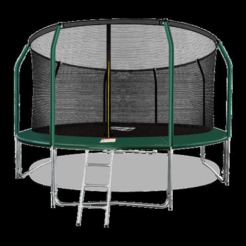 Батут ARLAND Премиум 14FT с внутренней сеткой