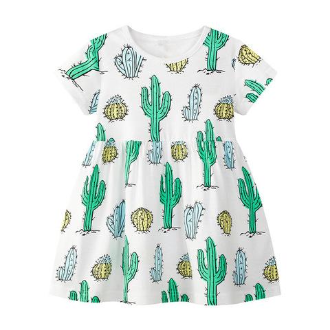 Платье для девочки Beimeixin Кактусы