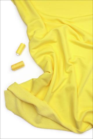 Футер 3х нитка диагональ, банан , компакт пенье 330 гр